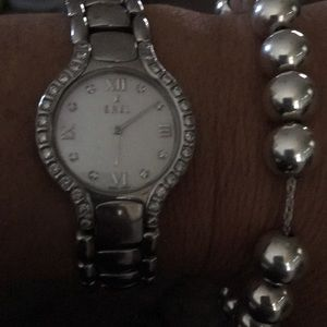 Other - Ebel gorgeous watch - diamond, pearl face